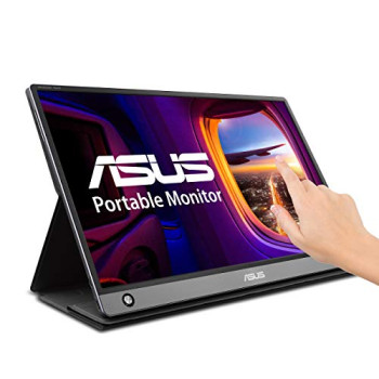 Best Portable Touch-Screen Monitor: Asus Zenscreen Touch MB16AMT