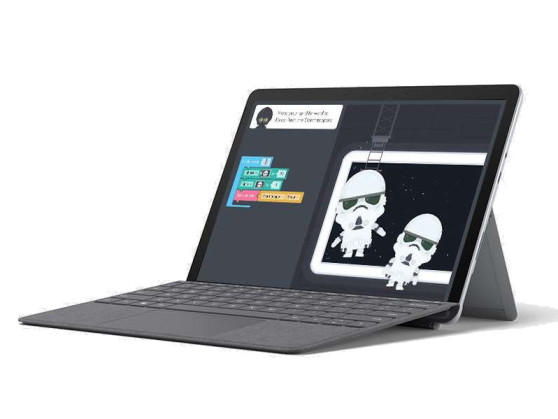 Best for Work & Play: Microsoft Surface Go 2