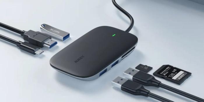 Aukey-Unity-Link-PD-II-USB-C-Hub-image