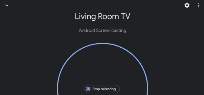 Chromecast-app-screen-