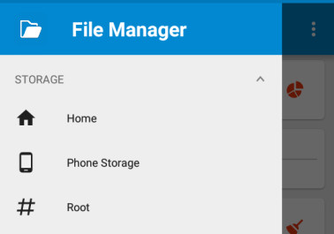 Unroot Android Using a File Manager